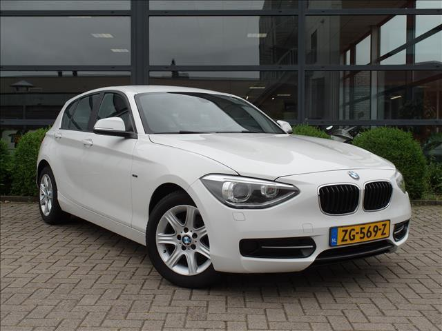 BMW 1 Serie 116i Bns+ Limited Ed Sport*Navigatie*Xenon*